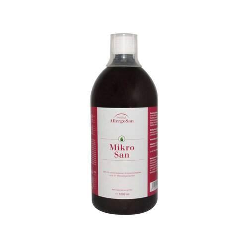 Mikrosan Flaschen - 1