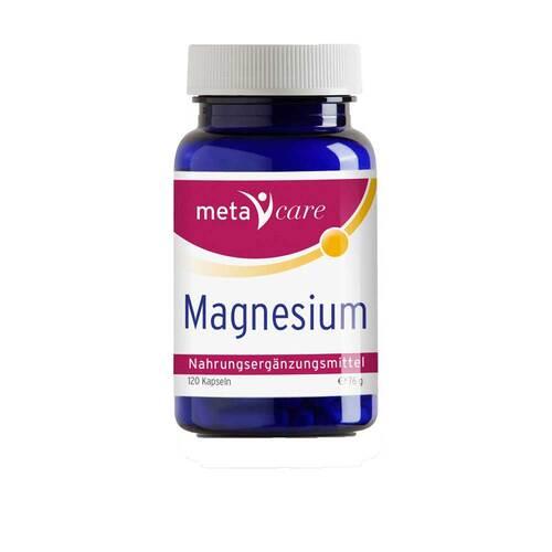 Meta Care Magnesium Kapseln - 1