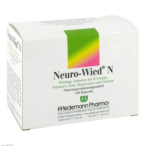 Neuro Wied N Kapseln - 1