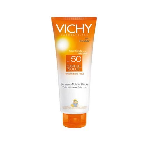VICHY Capital Soleil Kinder-Sonnenmilch LSF 50+ - 1