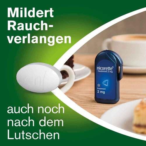 Nicorette freshmint 2 mg Lutschtabletten gepresst - 3