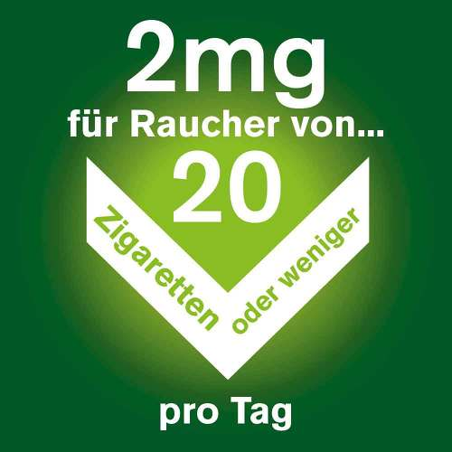 Nicorette freshmint 2 mg Lutschtabletten gepresst - 4