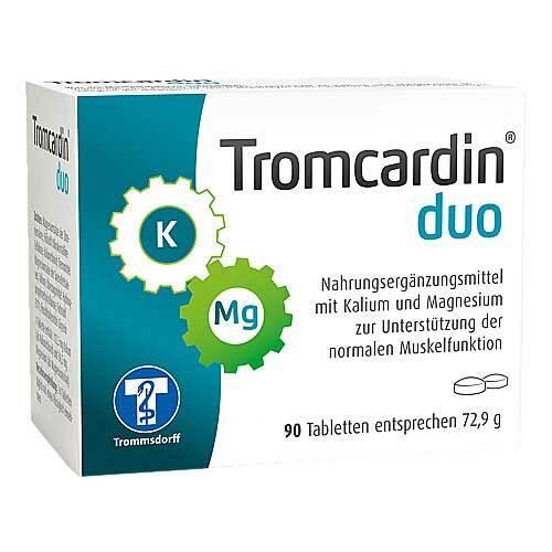Tromcardin duo Tabletten - 1