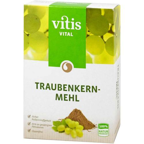 Traubenkernmehl Vitis Vital - 1
