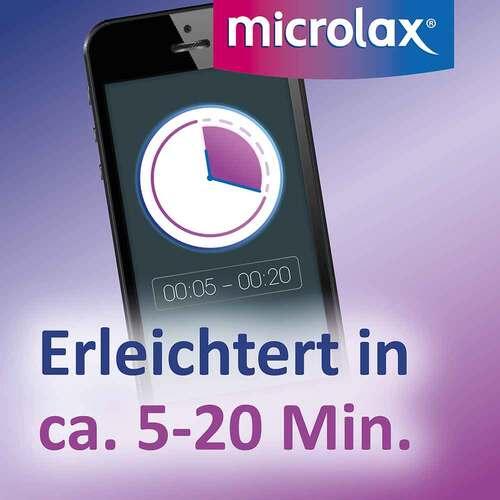 Microlax Abführmittel bei Verstopfung - 2