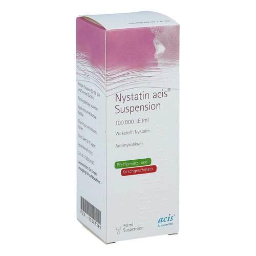 Nystatin acis Suspension - 1