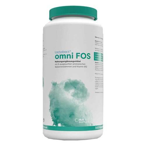 Lactobact omni Fos magensaftresistente Kapseln - 1