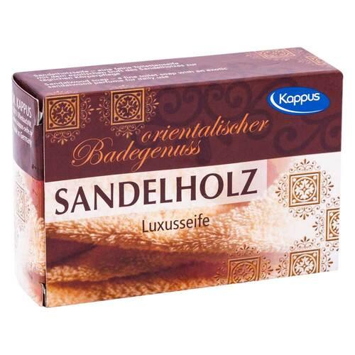 Kappus Sandelholz Luxusseife - 1