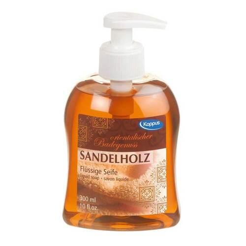 Kappus Sandelholz Flüssigseife - 1