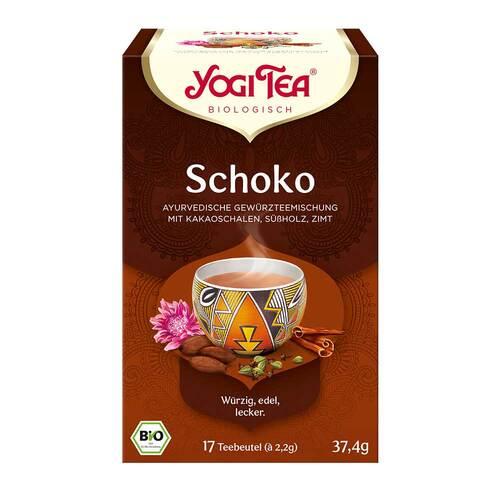 Yogi Tea Schoko Bio - 1