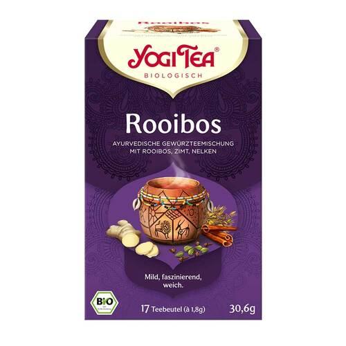 Yogi Tea Rooibos Bio - 1