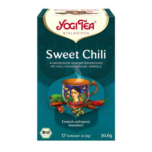 Yogi Tea Sweet Chili Bio - 1