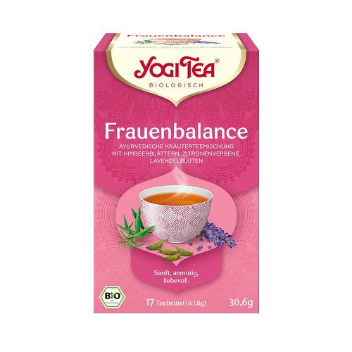 Yogi Tea Frauen Balance Bio - 1
