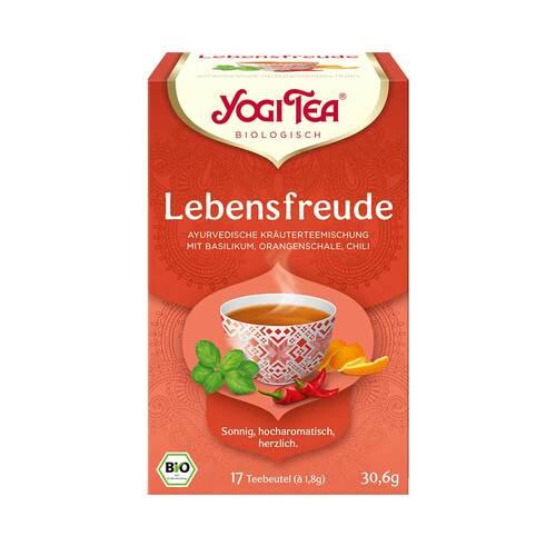 Yogi Tea Lebensfreude Bio - 1