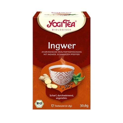 Yogi Tea Ingwer Bio - 1