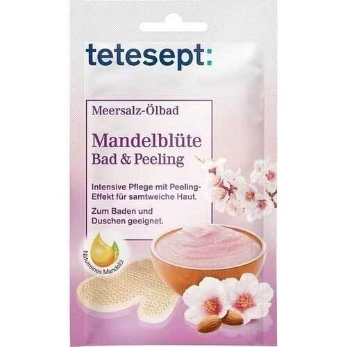 Tetesept Meersalz-Ölbad Mandelblüte - 1