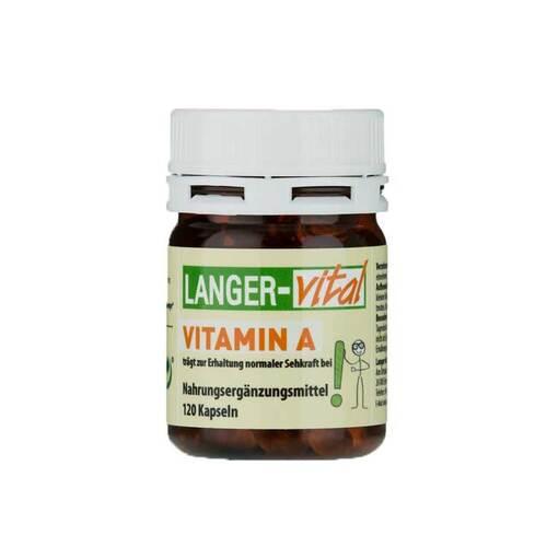 Vitamin A 800 µg Kapseln - 1