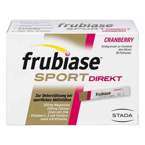 Frubiase Sport Direkt Granulat - 1