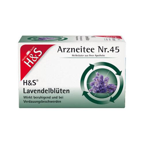 H&S Lavendelblüten Filterbeutel - 1