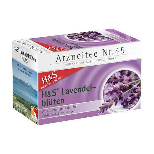 H&S Lavendelblüten Filterbeutel - 2