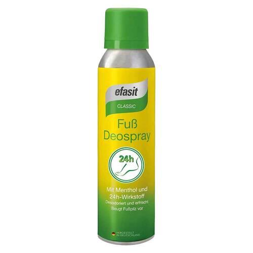 Efasit Classic Fuß Deo-Spray - 1