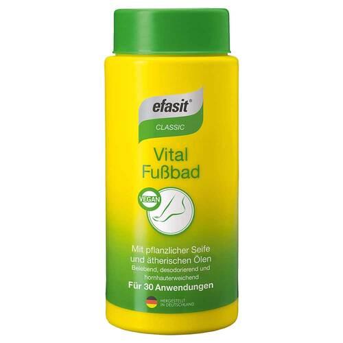 Efasit Classic Vital Fußbad - 1