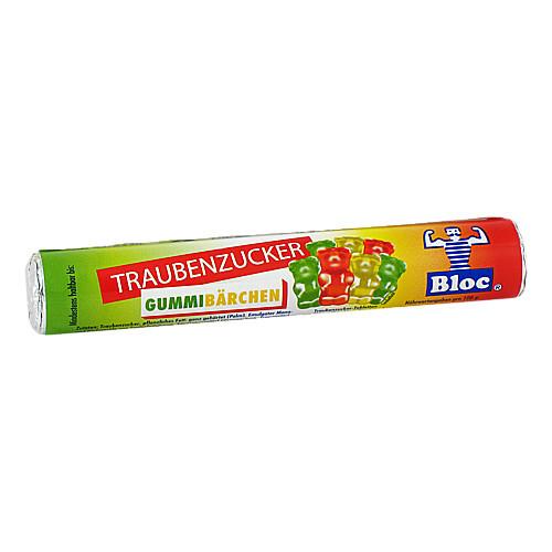 Bloc Traubenzucker Gummibärchen Rolle - 1