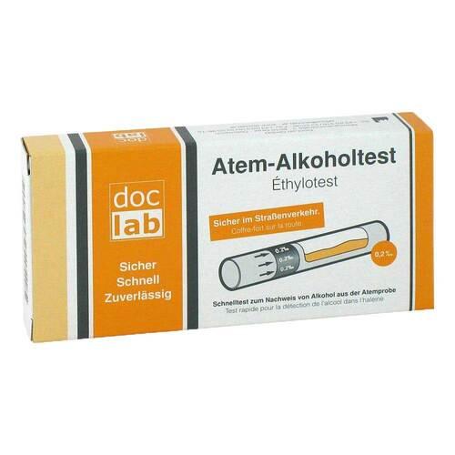 Alkoholtest Atem 0,20 348 0,20 mg / l - 1
