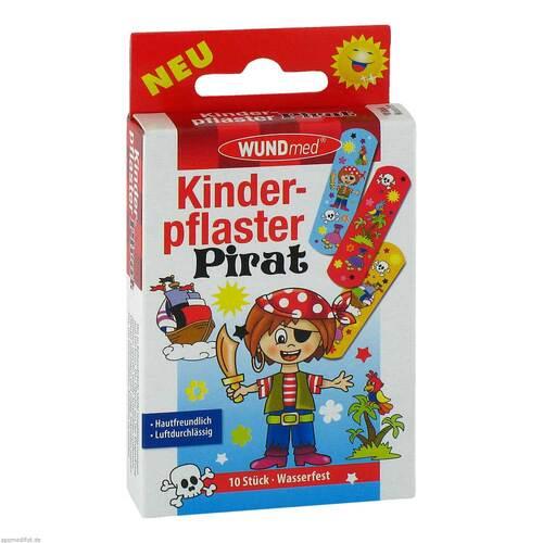 Kinderpflaster Pirat - 1