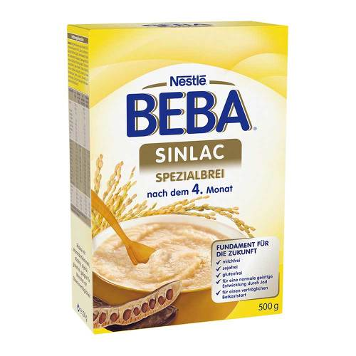 Nestle Beba sinlac mit Bifidus BL Pulver - 1