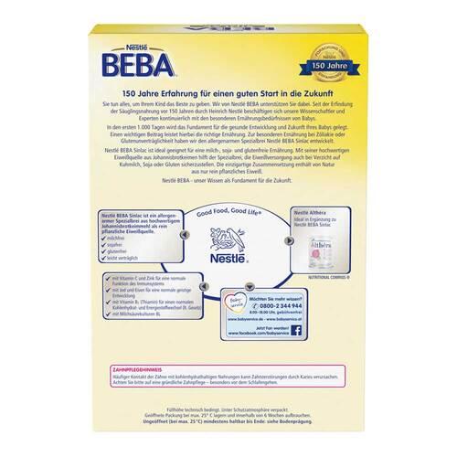 Nestle Beba sinlac mit Bifidus BL Pulver - 2