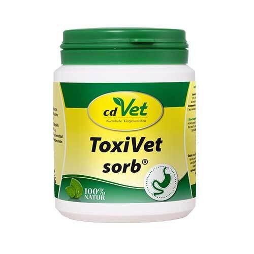 Toxivet sorb Pulver für Hunde - 1