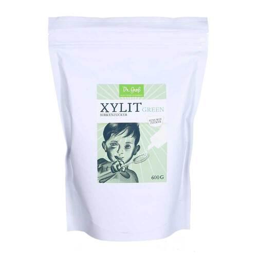 Xylit green Pulver - 1