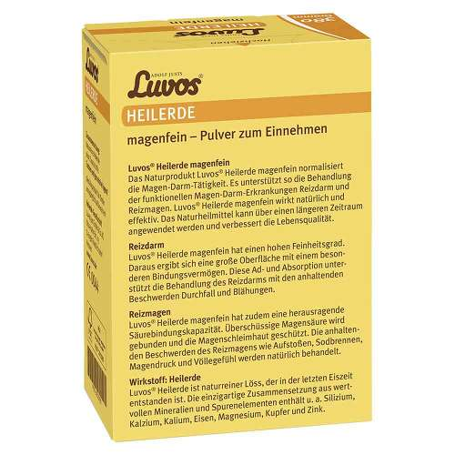 Luvos Heilerde magenfein - 2