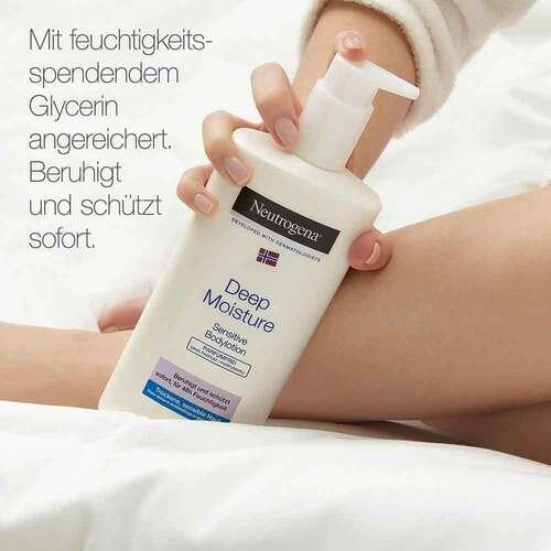 Neutrogena nF Deep Moisture Bodylotion sensitive - 3