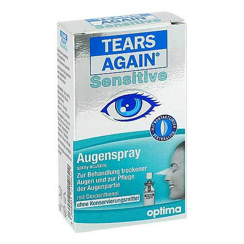 Tears Again Sensitive Augenspray - 1