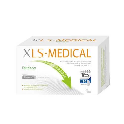 XLS Medical Fettbinder Tabletten Monatspackung - 1