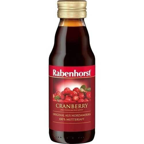 Rabenhorst Cranberry Muttersaft mini - 1