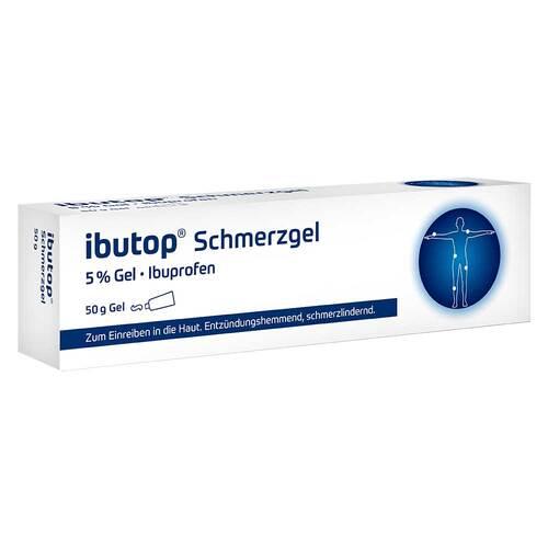 Ibutop Schmerzgel von axicur® - 1