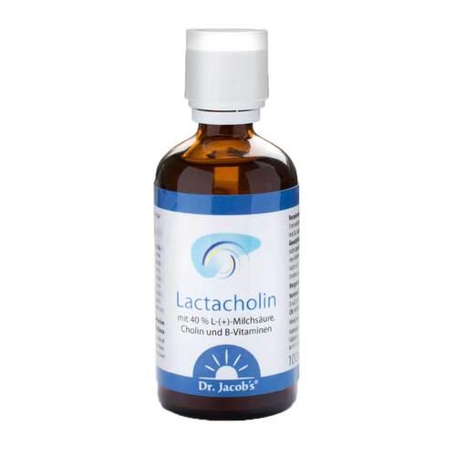 Lactacholin Dr. Jacob`s Tropfen - 1
