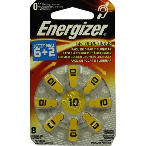 Energizer Hörgerätebatterie 10 - 1