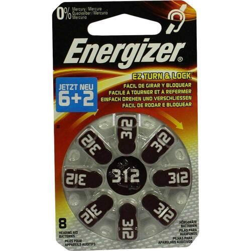 Energizer Hörgerätebatterie 312 - 1