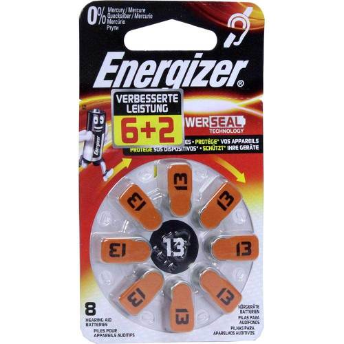 Energizer Hörgerätebatterie 13 - 1