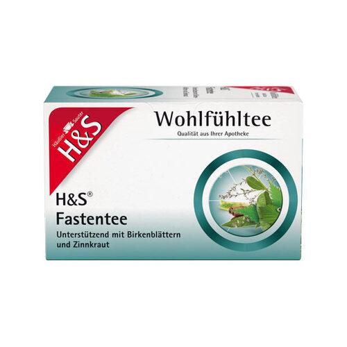 H&S Wohlfühltee Fastentee Filterbeutel - 1