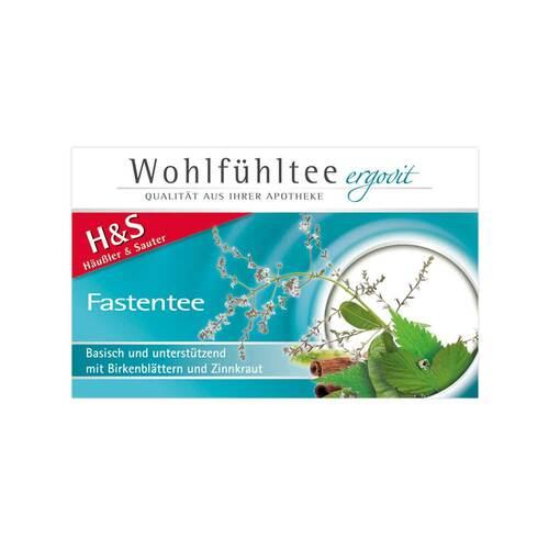 H&S Wohlfühltee Fastentee Filterbeutel - 2