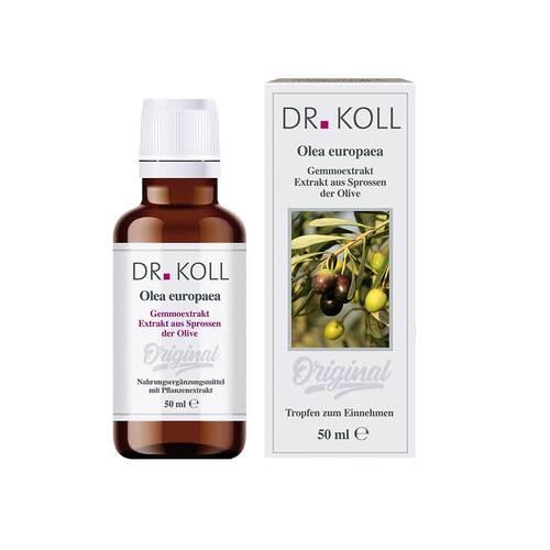 Gemmoextrakt Olive Tropfen - 1