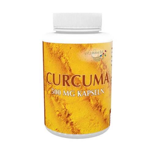 Curcuma 500 mg Kapseln - 1