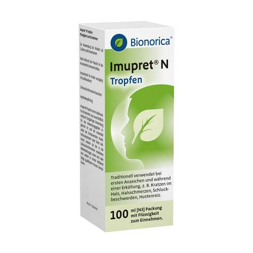 Imupret N Tropfen - 1