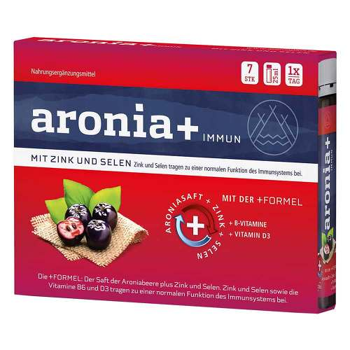 Aronia+ Trinkampullen - 1