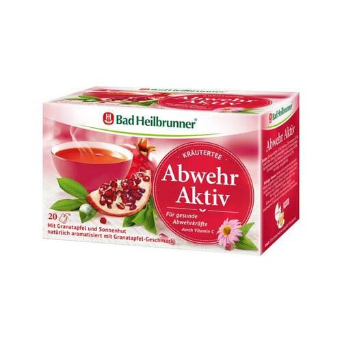 Bad Heilbrunner Kräutertee Abwehr Aktiv - 1